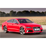 Audi RS7 Pictures