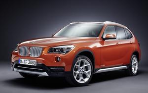 BMW X1 sDrive20d Sport Line Specifications