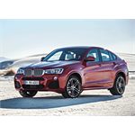 BMW X4 Pictures