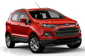 Ford EcoSport 1.0 Specifications