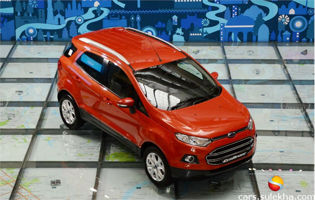 Ford EcoSport's EcoBoost Engine