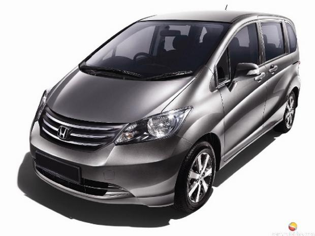Honda cars india to bring a new 7 seater mpv and compact for Honda 7 seater suv