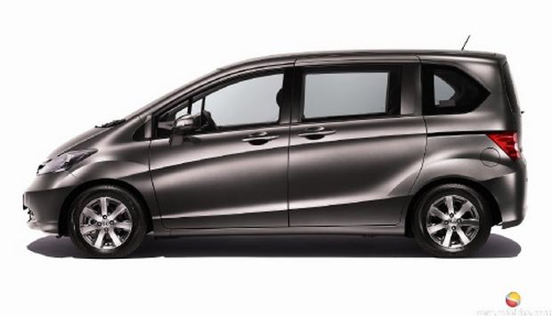 honda already has a mpv in its portfolio abroad in