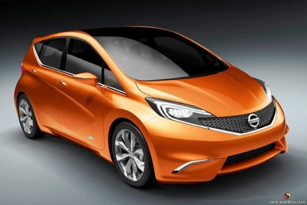 Nissan Cars Images Nissan has revealed the first