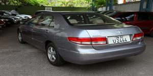 Honda Accord 2.4 Elegance MT Specifications