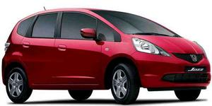 Honda Jazz X Specifications