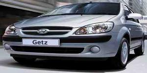 Hyundai Getz Prime Car Photos