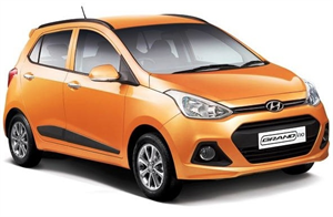 Hyundai Grand i10 Car Photos