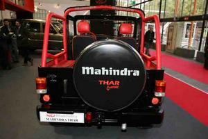 Mahindra Thar Launch