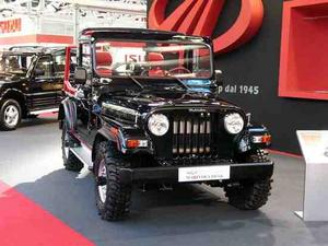 Mahindra Cars Photos
