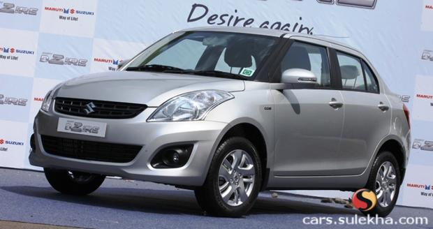 Maruti Suzuki New Swift Dzire