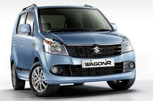 Maruti Suzuki Wagon R Car Photos