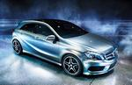 Mercedes-Benz A-Class Pictures