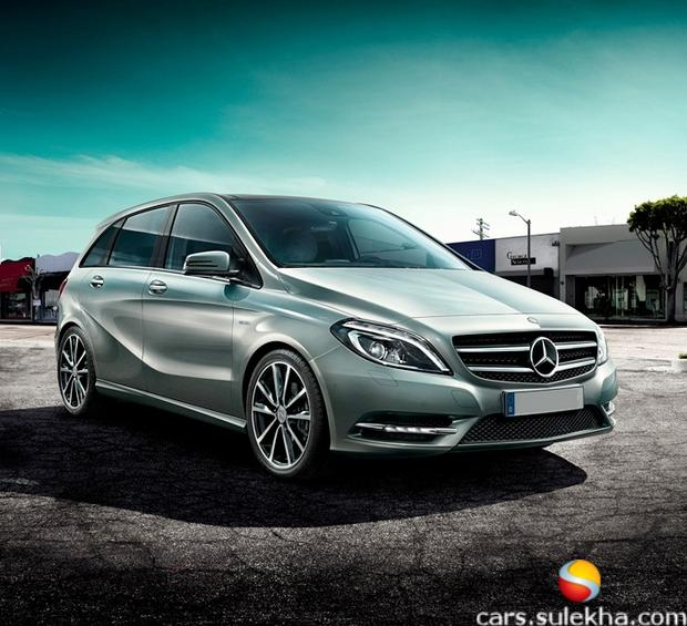 Mercedes benz a class price in india for Mercedes benz c class price in india