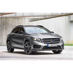Mercedes-Benz GLA-Class Pictures