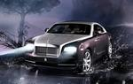 Rolls Royce Wraith Pictures