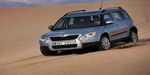 Skoda Cars Photos