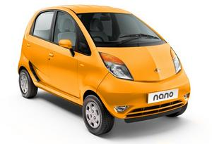 Tata Nano Car Photos