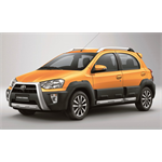 Toyota Etios Cross Car Picture