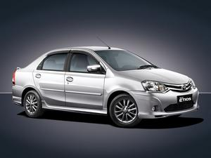 Toyota Etios Car Photos