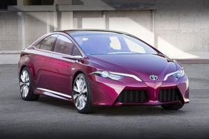Toyota NS4 Plug-in Hybrid