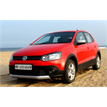 Volkswagen Cross Polo Pictures