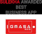 Sulekha awarded best business app