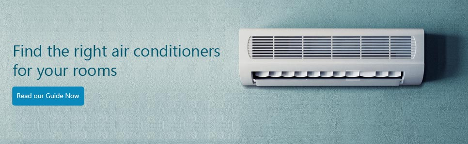 Find the right air conditioners for your rooms