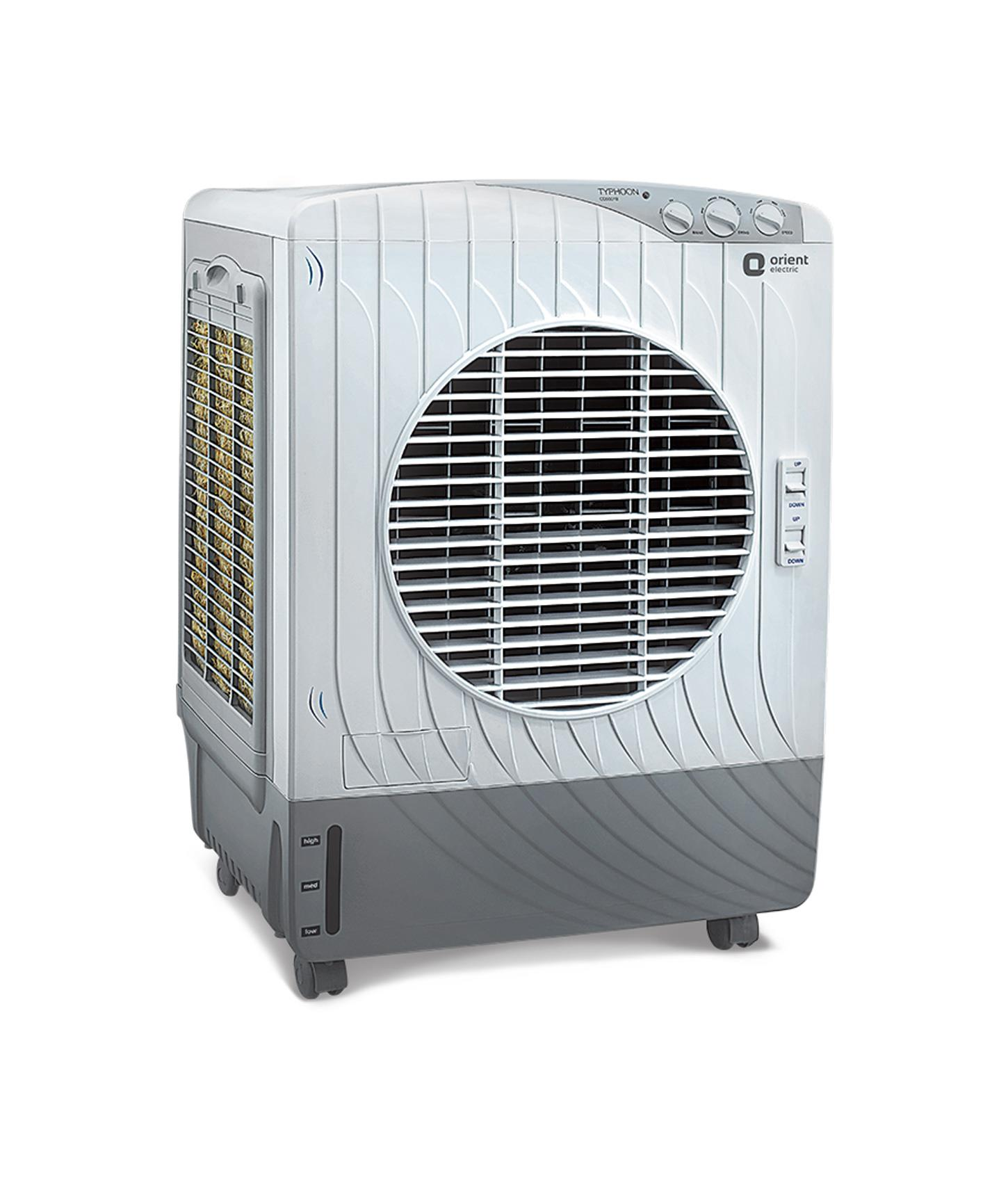 > Air Cooler > Orient Air Cooler > Orient Typhoon CD5001B Air Co  #766947