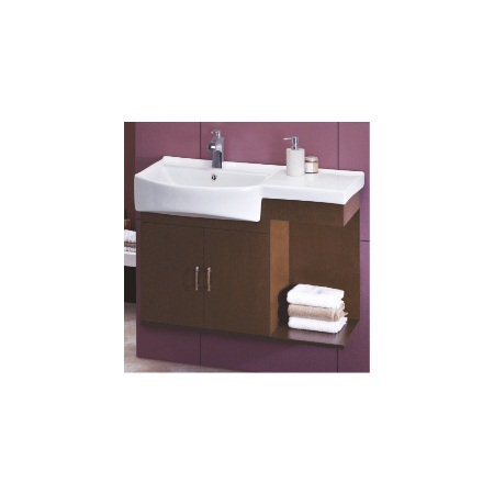 Cera Cab 1034 Vanity Semi Recessed Wash Basin Price