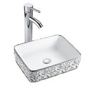 Graffiti Blanco GA 1404PS Counter Top Wash Basin