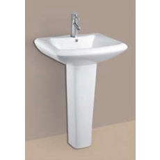 Graffiti Rex GS 1310 Full Pedestal Wash Basin