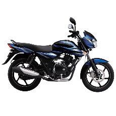 Bajaj Discover 125 DTS I Rear Drum Bike
