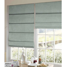 Styletex PB05 Plain Roman Blind