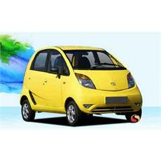 Tata Nano CVT Automatic Car