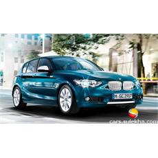 BMW 1-Series 116i Car
