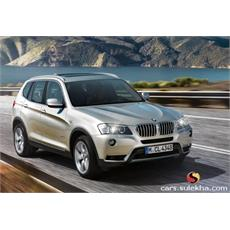 BMW X3 xDrive 20d Car