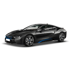 BMW i8 1.5 Petrol Car