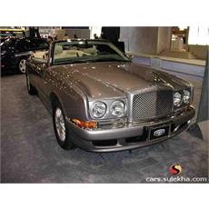 Bentley Azure T Convertible Car