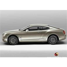 Bentley Continental Flying Spur Speed Car