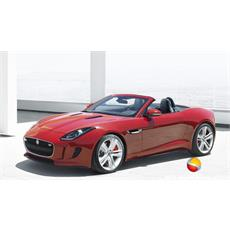 Jaguar F-Type V8 S Car