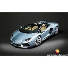 Lamborghini Aventador LP 700-4 Roadster Car