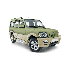 Mahindra Scorpio S4 Plus Car