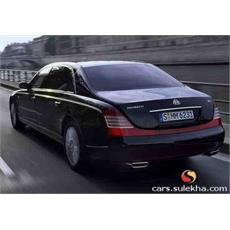 Maybach 62 S Car
