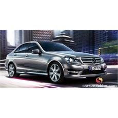 Mercedes-Benz C-Class C200 Kompressor Car