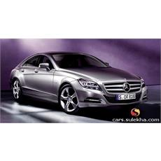 Mercedes Benz CLS 320 CDI Car