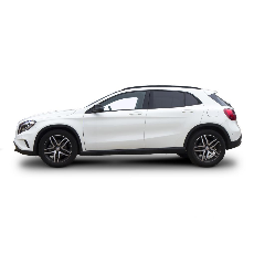 Mercedes Benz GLA 200 Sport Car