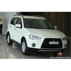 Mitsubishi Outlander Chrome Car