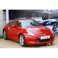 Nissan 370Z Touring Coupe MT Car