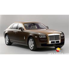 Rolls Royce Ghost Extended Wheelbase Car
